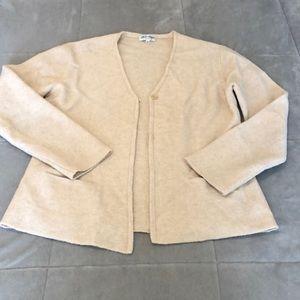 Giorgio Armani le collezioni cardigan size 10